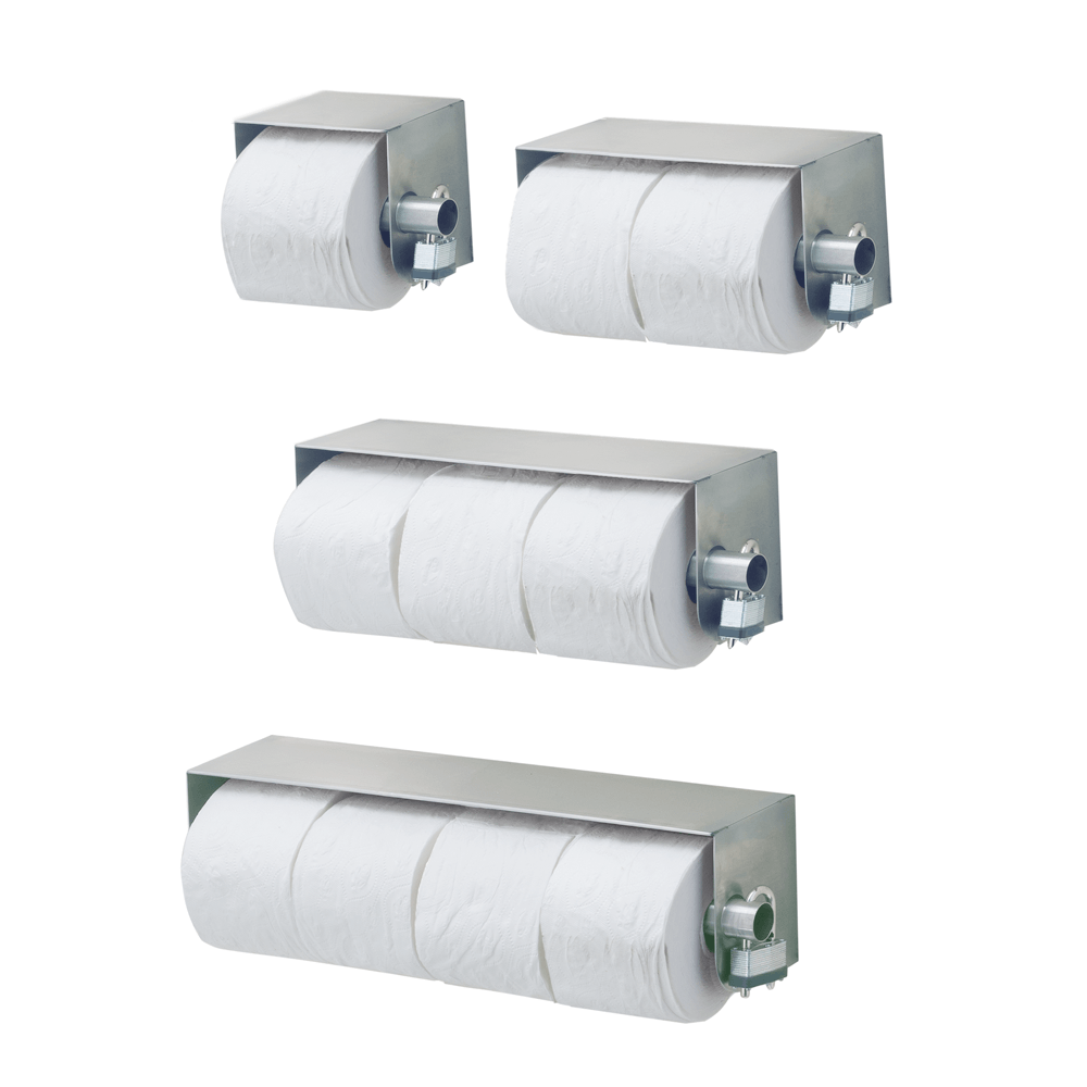 locking toilet paper dispensers