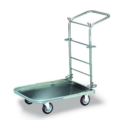 Stainless Carry-all Cart