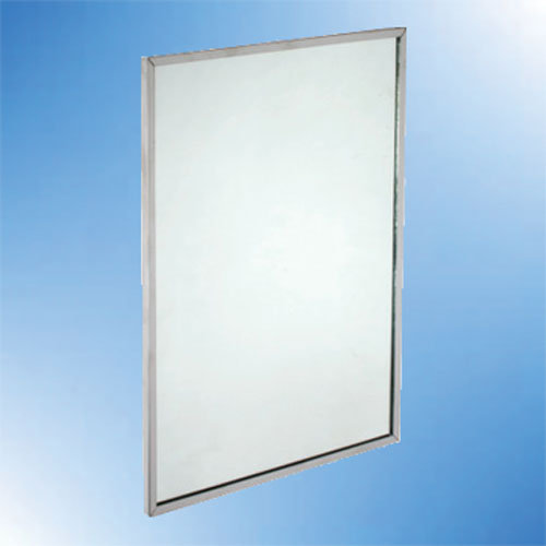 Stainless Snap Frame Mirror