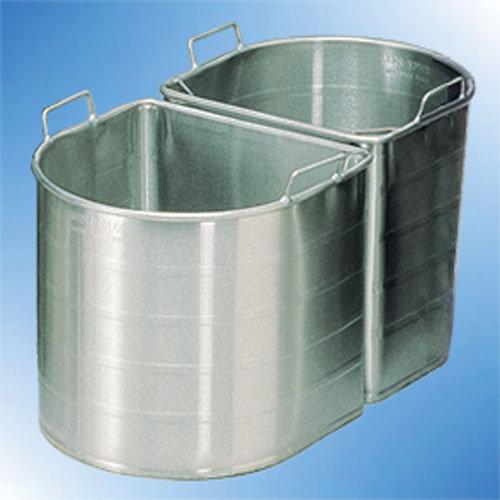 Non Tapered Half-Oval Tanks
