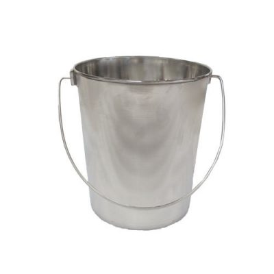 1-Gallon Stainless Pail