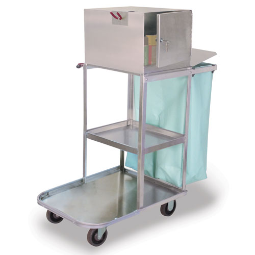 Verse-Utility Cart with top box