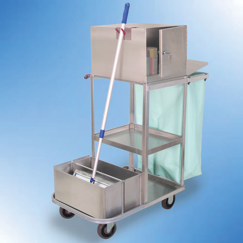 Verse Utility Cart with Tubs